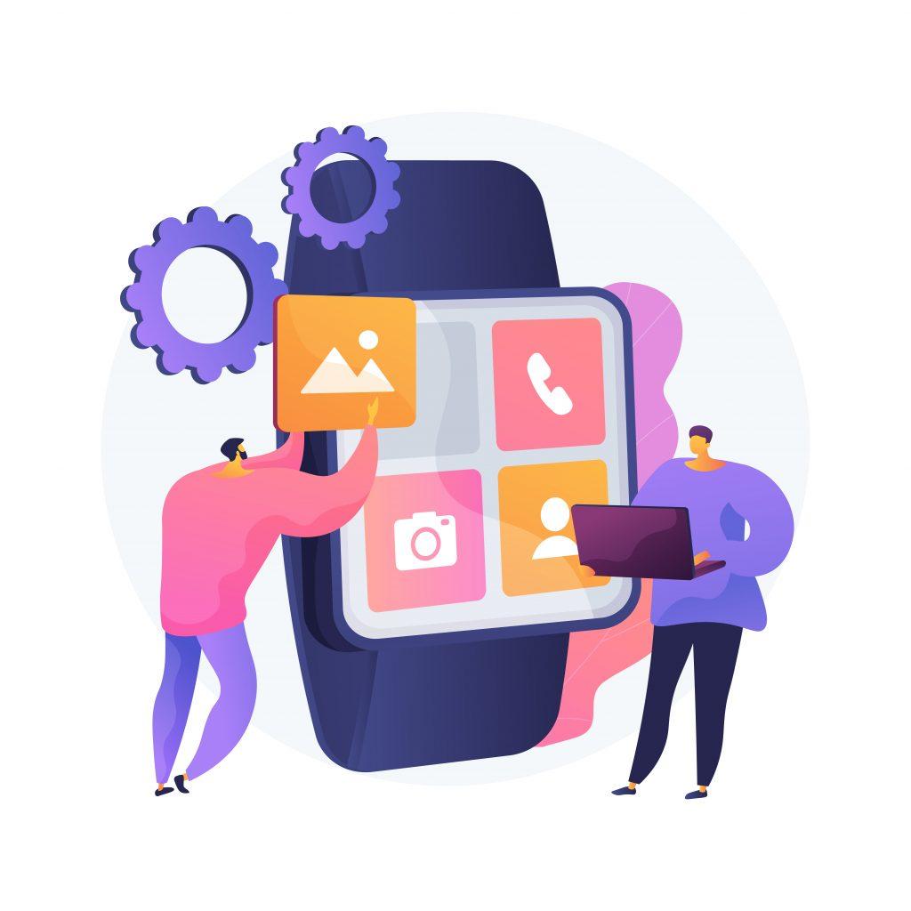 Diseño de una app para smartwatch